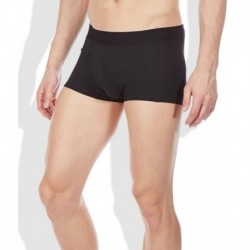 Calvin Klein Underwear Black Cotton Hip Brief