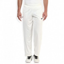 Nike White Trackpants