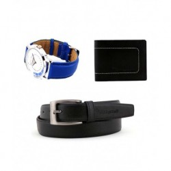 Elligator Belt, Wallet And Lotto Watch Combo