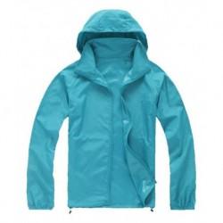 Motorev Premium Blue Rain Coat With Free Carry Bag