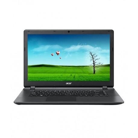 ACER ASPIRE ES 15 ES1-520-301E (NX.G2JSI.005)(AMD APU E1- 4 GB RAM- 1 TB HDD- 39.62cm (15.6)- Linux) (Diamond Black)