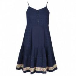 Gini & Jony Blue Dresses