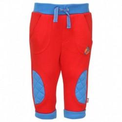 FS MiniKlub Red Regular Fit Trousers