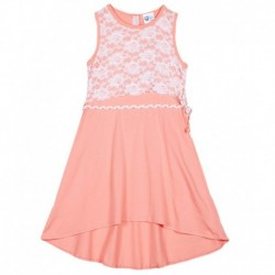612 League Peachpuff Dress