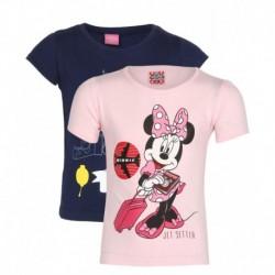 Disney Pink Pack Of 2 Tee