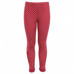 United Colors Of Benetton Maroon Printed Leggings