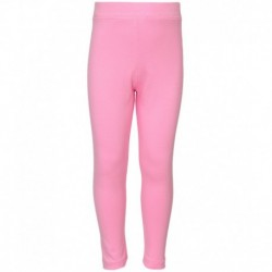 612 League Pink Cotton Regular Tights