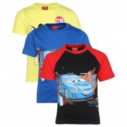 Disney Yellow Pack of 3 Tees