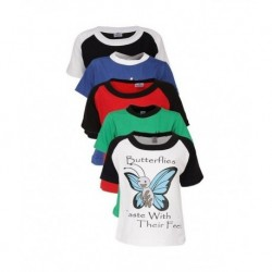odway Pack Of 5 Did You Know  Themed T-Shirts For Boys