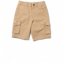 uti Nati Khakhi Toddler Boys Shorts