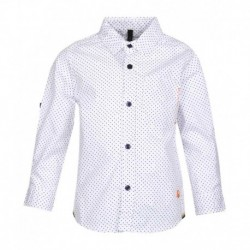United Colors of Benetton White Full Sleeves Shirt