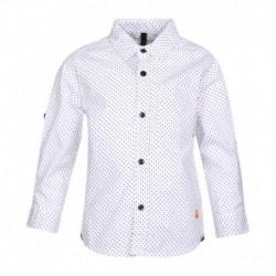 United Colors of Benetton White Full Sleeves Shirt