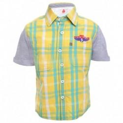 UFO Yellow Shirt
