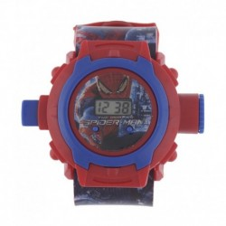 All India Handicrafts Spiderman Projector Watch