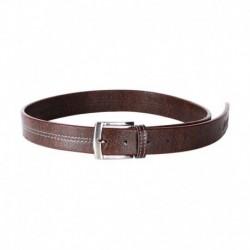 Fantasy World Brown Leatherite Belt For Kids