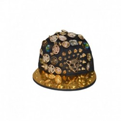 Swagger Swag King 3D Studded Snapback Hiphop Cap