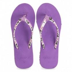 Sparx Purple Slippers
