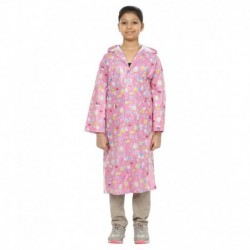 rainfun Printed Girls Raincoat