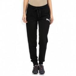 Puma Black Trackpants
