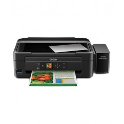 EPSON L455-WIRELESS PRINT SCAN AND COPY