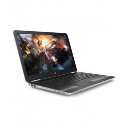 HP Pavilion 15-au117tx Notebook (7th Gen Intel Core i7- 16GB RAM- 2TB HDD- 39.62 cm (15.6)- Windows 10- 4GB Graphics) (Silver)