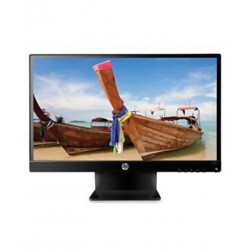 HP 22VX 20.5 HD LED Monitor - Black