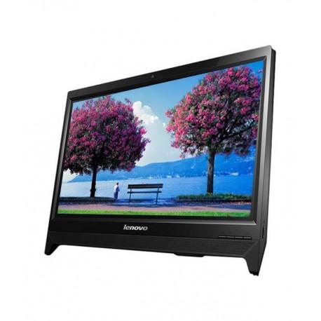 Lenovo C260 (57-325928) All in One Desktop (Intel Celeron-2 GB RAM-500 GB HDD-49.53 cm (19.5)-DOS) (Black)