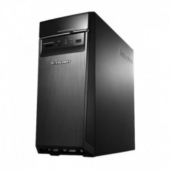 Lenovo H50 (90B7007LIN) Tower Desktop (Intel Pentium-4 GB RAM-500 GB HDD--DOS) (Black)