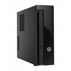 HP Slimline 450-113IL Tower Desktop Intel Celeron 2 GB 1TB DOS Black