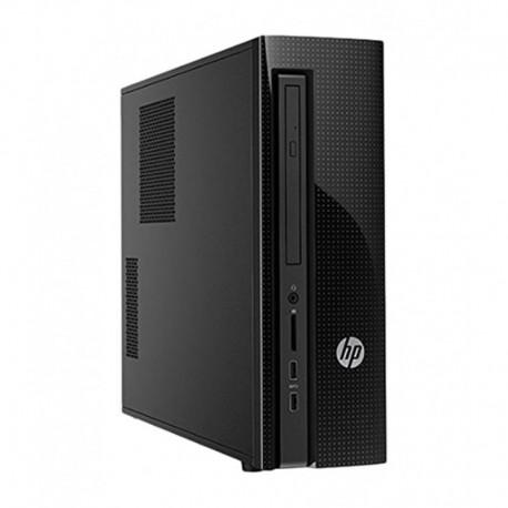 HP Slimline 450-113IL Tower Desktop Intel Celeron 2 GB 1TB DOS Black