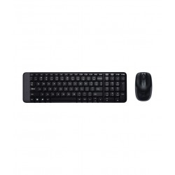 Logitech MK215 Mouse Combo and Wireless Keyboard