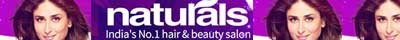 Naturals, 2nd Phase, 1st Floor, Spencer Plaza, Chennai-02